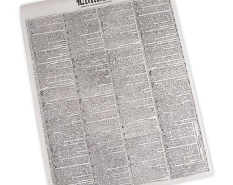 """50 Sheets Newsprint Deli Wrap Paper 16""""x12"""" Wax Paper  Party Supplies  Food wrapper  London newspaper  """"Same Day Shipping"""""""