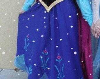 Anna Frozen Skirt only