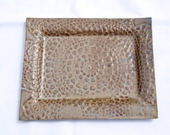 Small Lace Imprint Plate