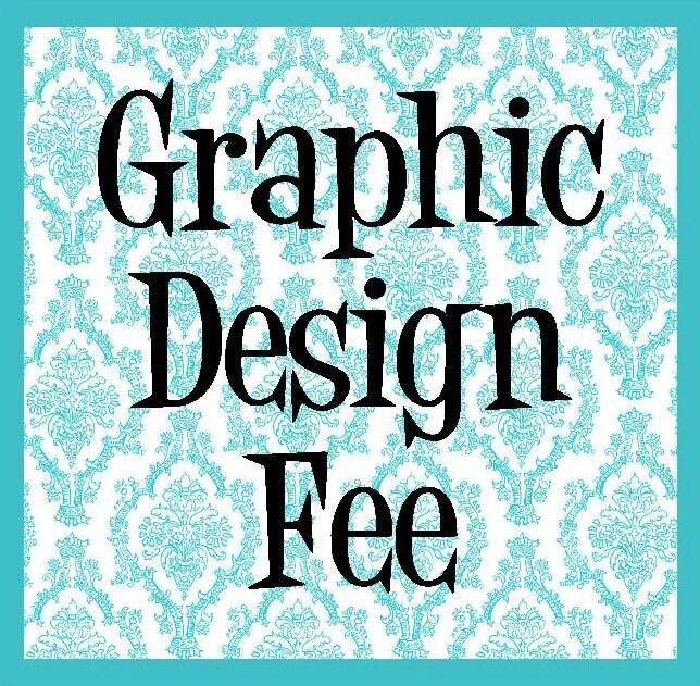 PDF Graphic Design Fee