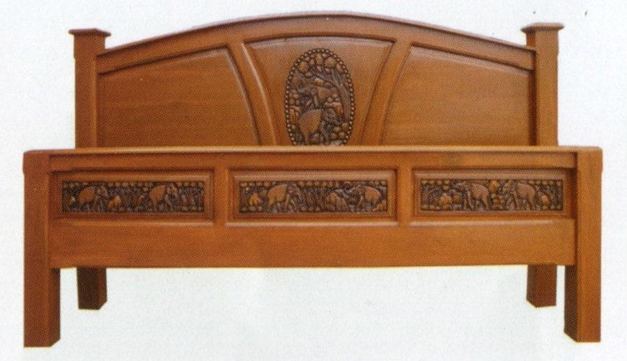 nice wood carving teak wood bed designs 13