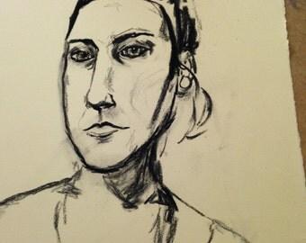 Self- Portrait- 2014