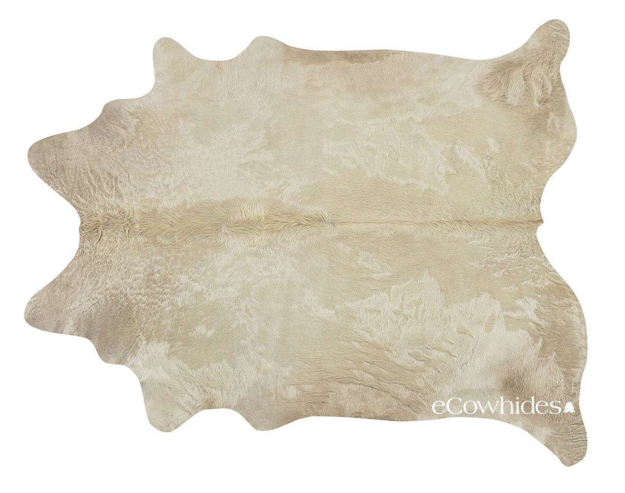 Champagne Brazilian Cowhide Rug Cow Hide Rugs Large By