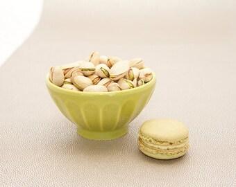 Pistachio Macarons - one dozen