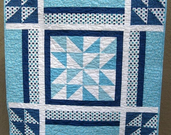 Baby Blues Quilt