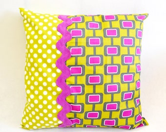 Envelope cushion SEWING PATTERN