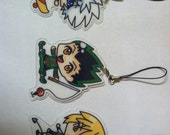 Hunter x Hunter: Laminated Keychains