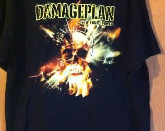 Damage Plan band T-Shirt
