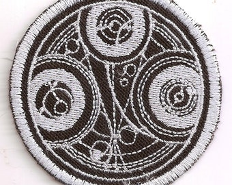Time Lord seal patch