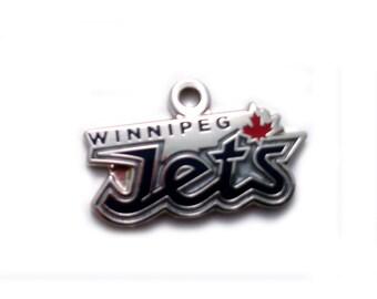 Winnipeg Jets NHL Charm