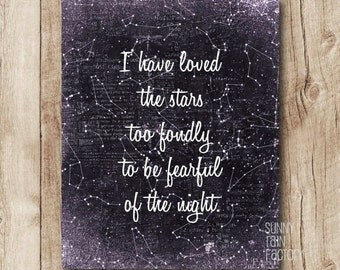 i have loved the stars constellation quote poster inspirational download starry night sky poster digital stars wall art last minute gift jpg