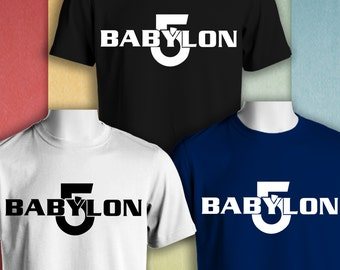Babylon 5- Movies T Shirts- TS502