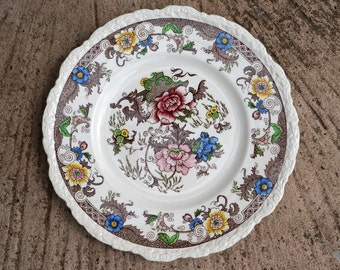 "China plate "" BENTICK "" X2279 by Royal Cauldon England 