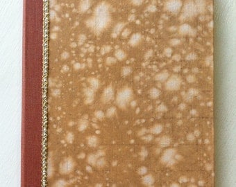 Rust & Tobacco Paper Handbound Journal