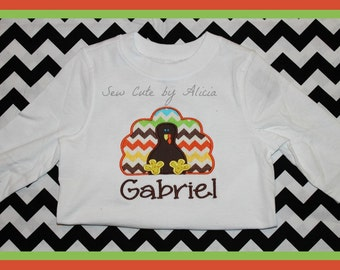 Turkey Shirt...Personalized Free!