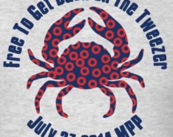 Phish 2014 Tour Merriweather Post Pavillion Lot Shirt | Men's