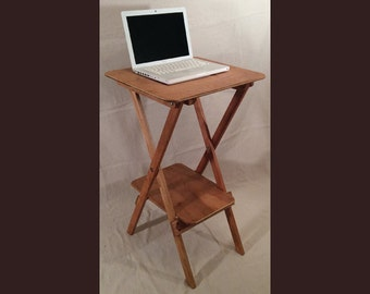 The Smart Stand-Up Desk Gets You Off Your Butt and Into a Healthy and Energizing Position to Be Your Most Productive