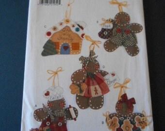 Butterick 4122. Ornaments, christmas decor