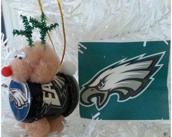 "NFL Xmas ""Reinbeer"" Ornament - Philadelphia Eagles"