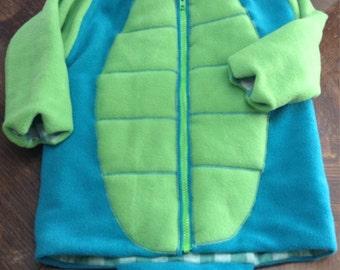 Drakenjasje - dragon coat