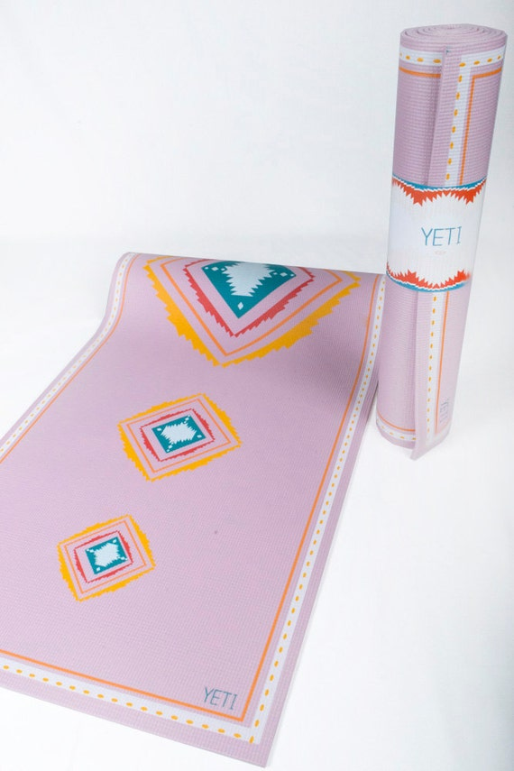 The Stella yoga mat work out mat gift idea for a health nut