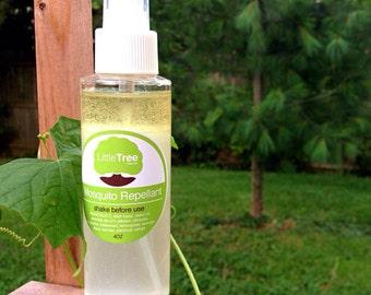 Mosquito and Bug Repellent: Citronella Catnip- All Natural Homemade/ Vegan