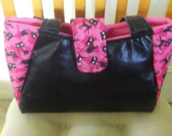 Pink Kitties Handbag