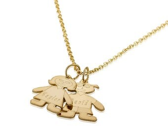 Popular Items For Kids Names Charms On Etsy