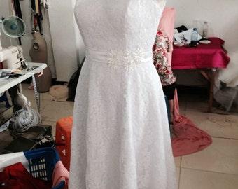 Luxurious High Quality Applique Prom Dresses Evening Dresses Wedding dress