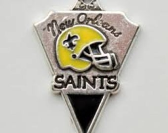 New Orleans Saints Charm