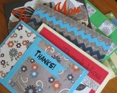 Homemade Thank You Card Variety 6-Pack