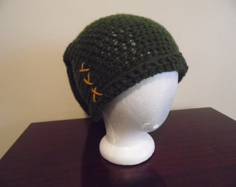 Legend of Zelda inspired Link hat.