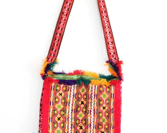 Sindhi Embroidered cross shoulder bag