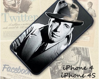 Humphrey Bogart cell phone Case / Cover for iPhone 4, 5, Samsung S3, HTC One X, Blackberry 9900, iPod touch 4 / 279