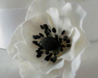 Gum Paste Anemone Flower