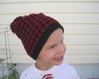Winter Slouch Hat