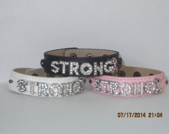Breast Cancer Awareness - Strong