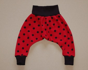 Children bloomers with dots size 92