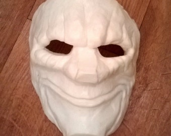 Dallas Payday 2 Mask (unpainted)