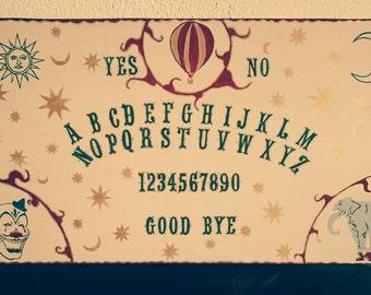 PROMOTION! Board Ouija / / Circus