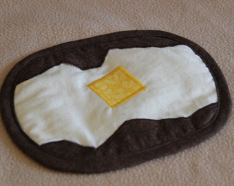Baked potato potholder