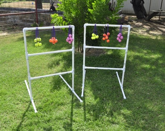 PVC Ladder Golf / Ladder Toss Outdoor Yard Game