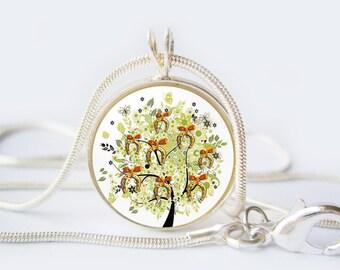 Tree of Life  Pendant 18mm (0,7 inch)