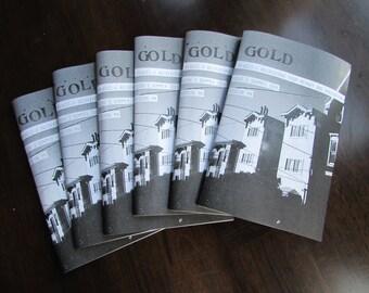 GOLD zine issue 1