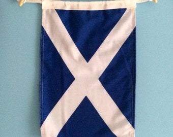 """Nautical Signal Flag - """"M"""""""