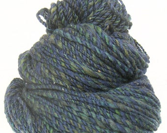 Handspun Yarn Merino wool & silk