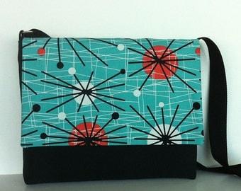 Canvas messenger bag , laptop bag , crossover bag , cross body  vegan women school bag , black shoulder bag , black messenger bag , side bag