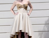 Flore wedding dress, custom made to order