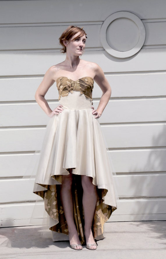 Flore wedding dress, custom made to order