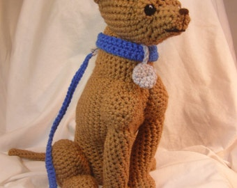 Chihuahua Amigurumi Stuffed Toy Plush Crochet Pattern